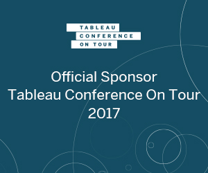 Mehr zu: Tableau Conference On Tour 2017 mit Data Technology