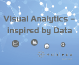 Mehr zu: Business Breakfast Visual Analytics mit Tableau